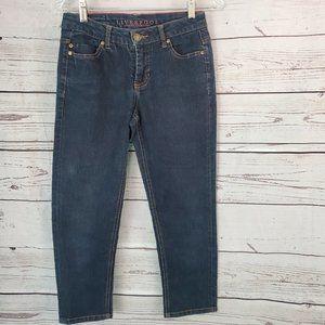 Liverpool Michelle's  Capri Jeans size 2/26